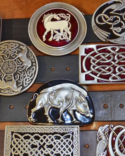 Ceintures Celtes & Américaines